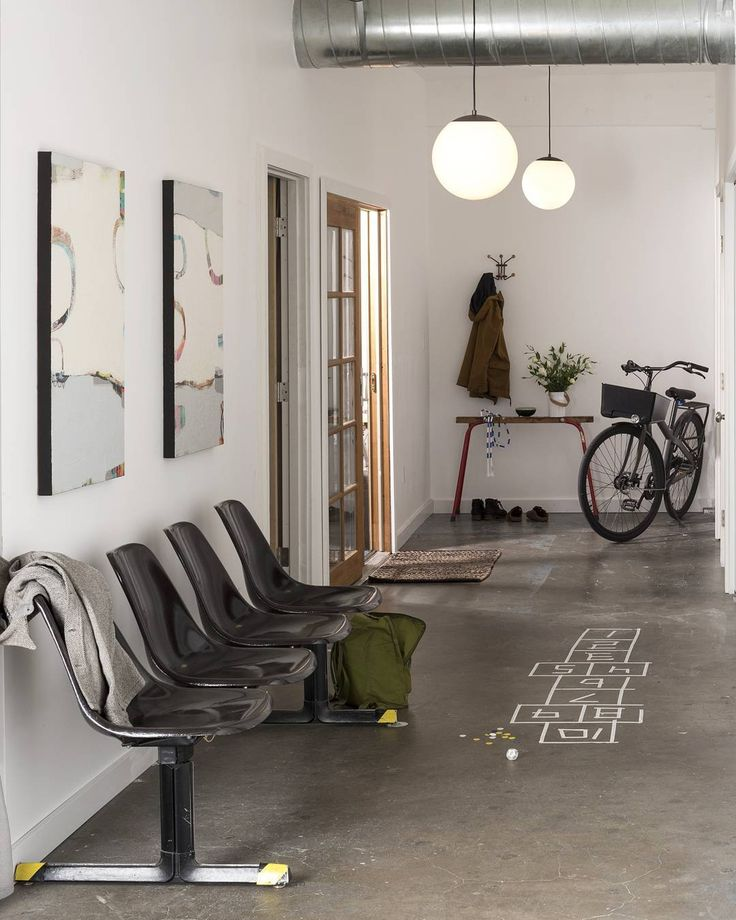 loft rotterdam industrial rock pendant lighting. Schoolhouse Electric, Hallway Lighting, Photo And Video, Industrial Chic, Design, Loft, Skylights, Concrete Floors, Ceiling Loft Rotterdam Rock Pendant Lighting C