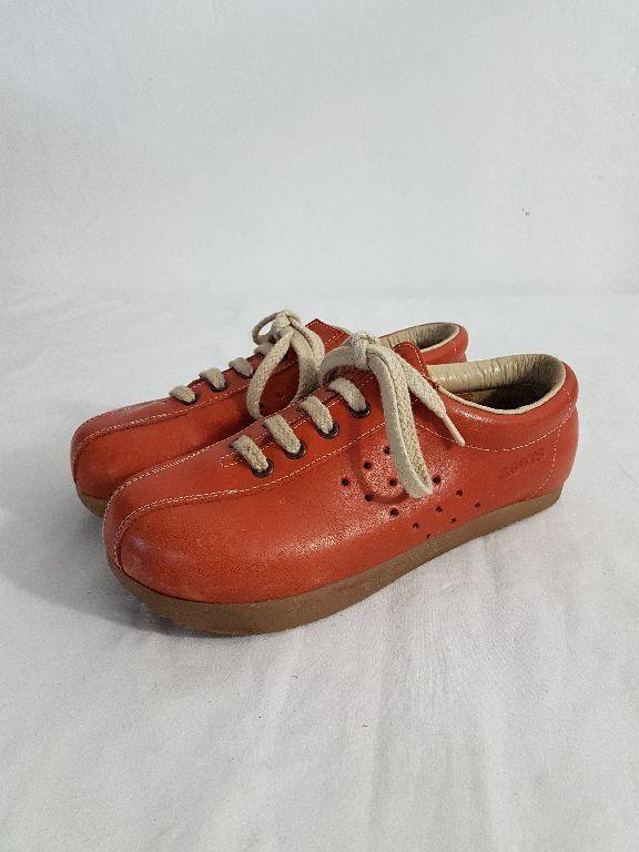 Roots Schuhe Halbschuhe Schnürschuhe Gr. 38 UK 5 Echtleder
