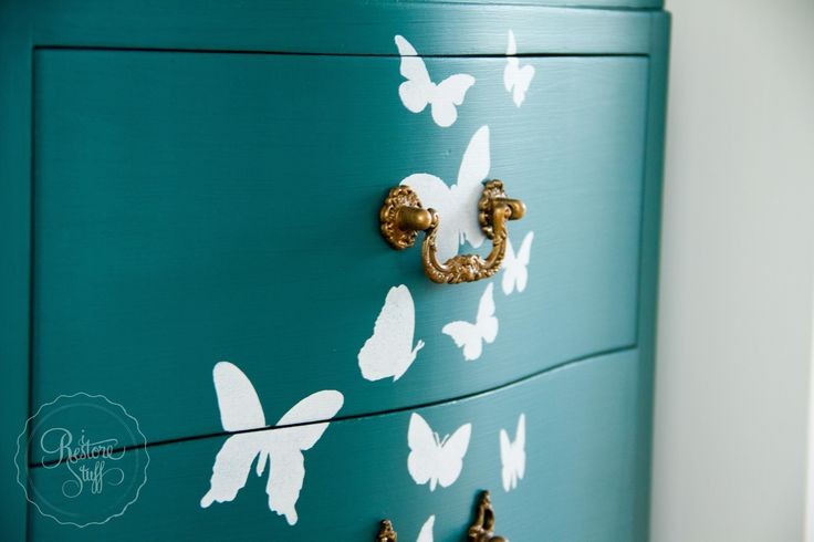 A Butterfly Bedroom Set