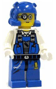 Power Miner #2 - LEGO Power Miners Minifigure by LEGO. $10.65. Lego minifigure toy