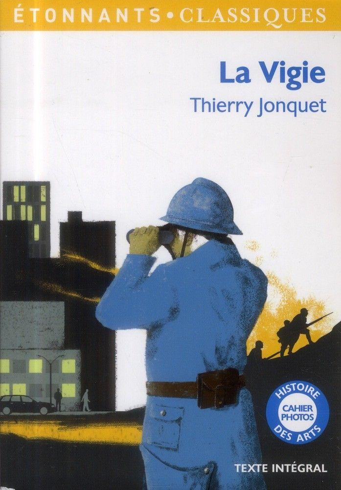 """""""La Vigie"""" - Thierry Jonquet"""