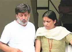 The CBI on Tuesday said that dentist Rajesh Talwar had found his daughter and domestic servant in