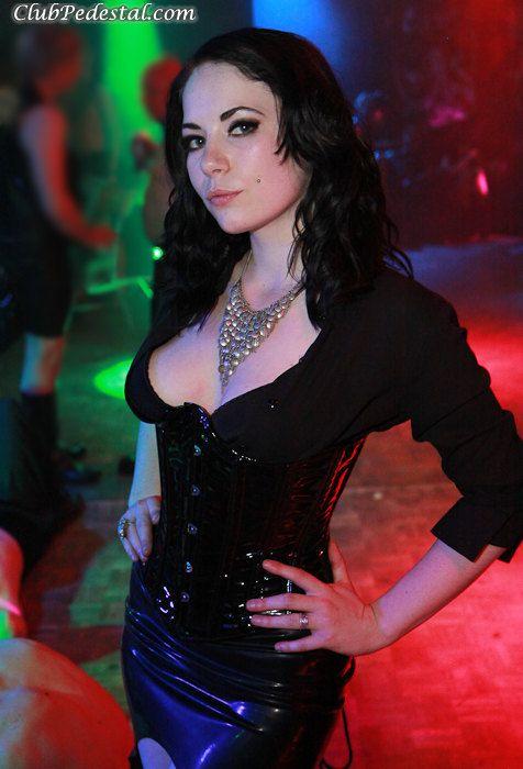 Mistress sophia black