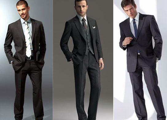 Деловой стиль одежды