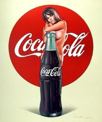 coke: Coca Cola, Pop Art, Cocacola Art, Cola Pinup, Adverti Pin, Pin Up, Honey Branches, Erotic Art, Cocacola Girls