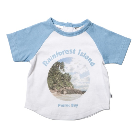 Every little boy loves to look as cool as his dad, and every mum loves a trendy graphic print tee