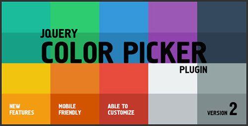 CodeCanyon - jQuery Color Picker v2.0