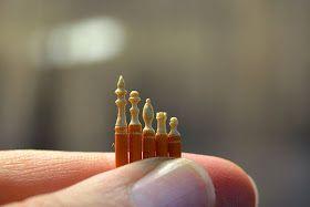 Galchi's miniatures: Шахматные фигуры