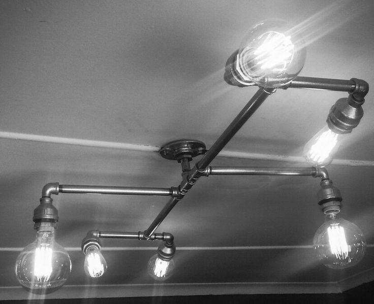 124 best STEVO images on Pinterest | Pipe lamp, Galvanized ...