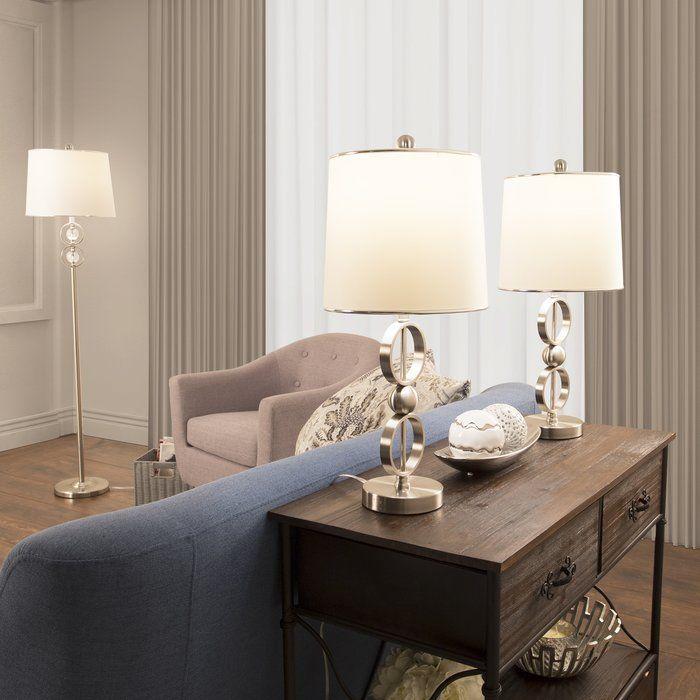 Floor And Table Lamp Set Floor Lamp Table Lavish Home Table