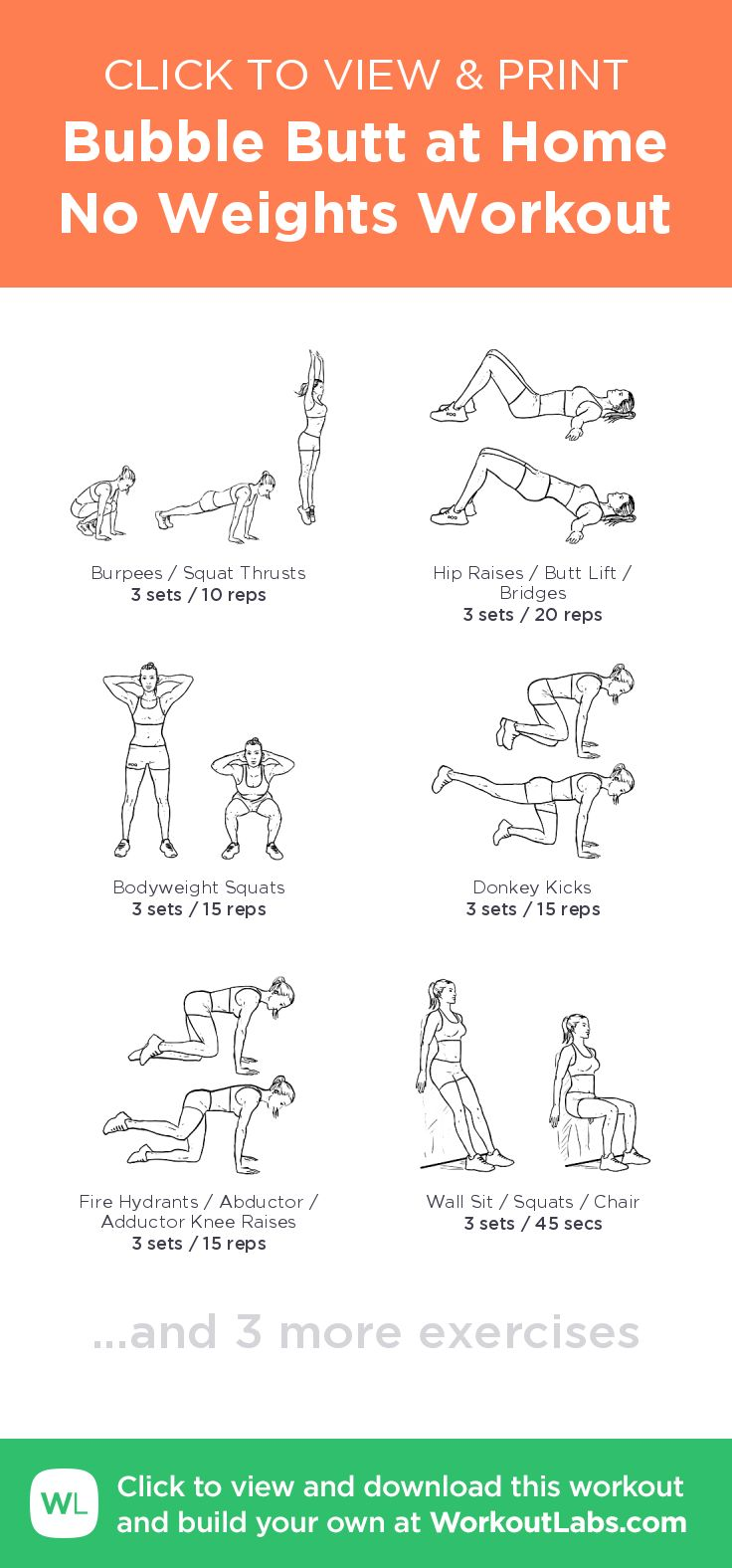 The 25 Best Bubble Butt Workout Ideas On Pinterest  Butt -8799