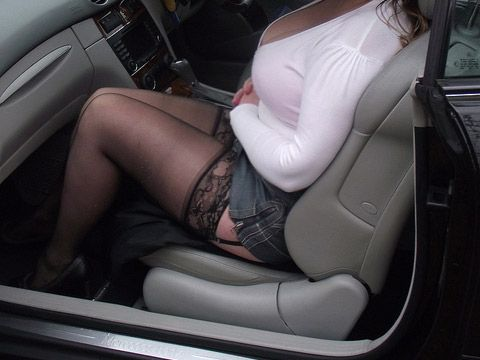 Stocking Sex Miniskirt 28