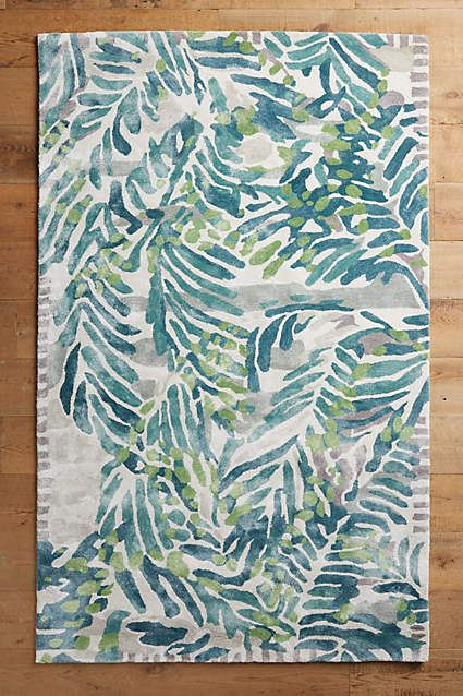 Let me know when it goes on clearance ;) Wild Palm Rug - anthropologie.com