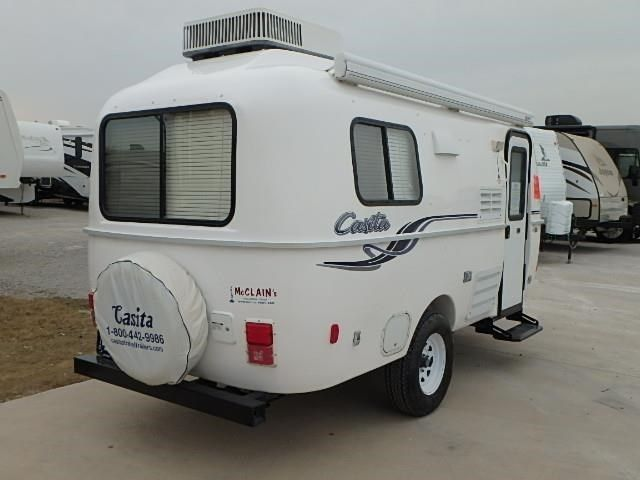 2013 Casita CASITA 17FR-DLX - Used Travel Trailer For Sale by McClain's RV Fort Worth in Fort Worth, Texas