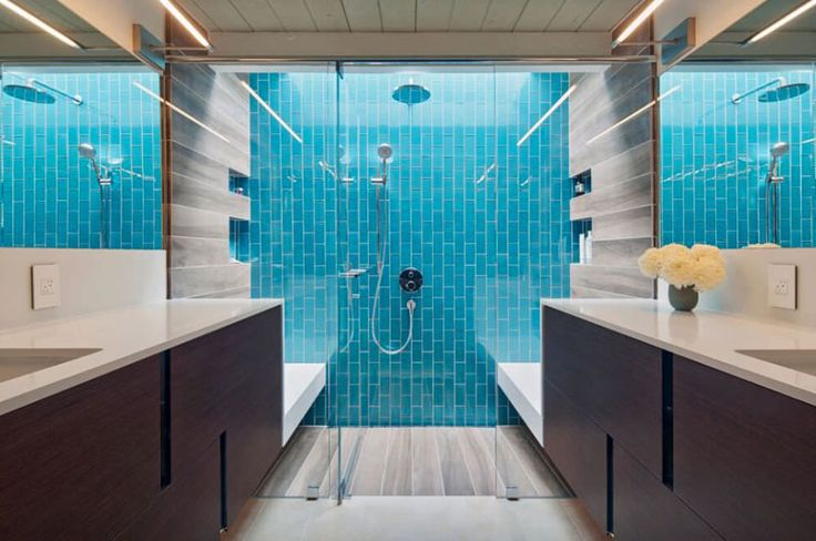30 Contemporary Shower Ideas for Your Bathroom