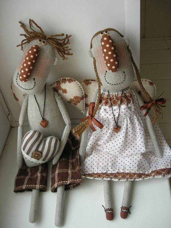две куклы были у бабули