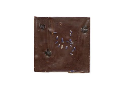MOUTHWATERING | David H. Chow Lavender Cassis Earl Grey Dark Chocolate Bar