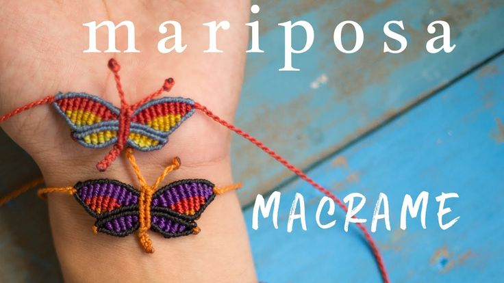 673 best pulseras youtube images on pinterest macrame - Macrame paso a paso ...