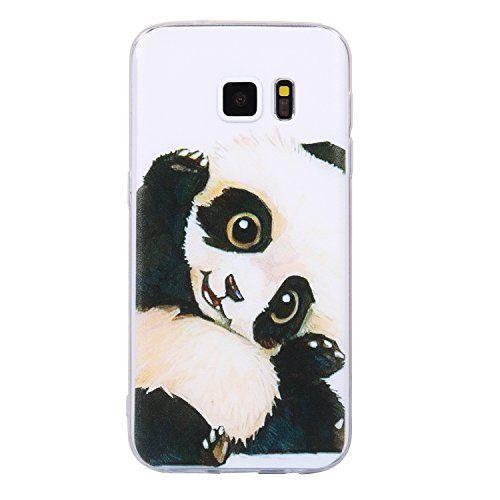 Coque Samsung Galaxy S7 (5,1 Zoll), Coque de protection pour Samsung Galaxy S7 (5,1 Zoll), Anlike Téléphone Coque Étui Housse Etui Case pour Samsung Galaxy S7 (5,1 Zoll) - Panda #Coque #Samsung #Galaxy #Zoll), #protection #pour #Anlike #Téléphone #Étui #Housse #Etui #Case #Zoll) #Panda