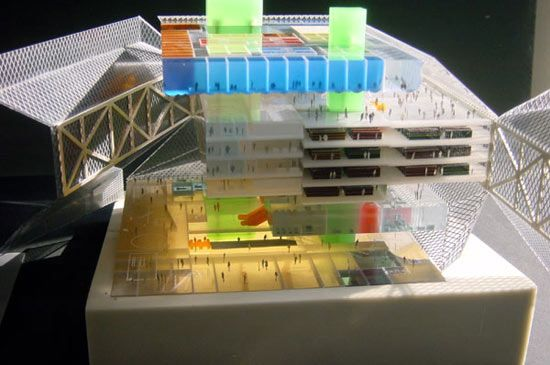 vdr, con rem koolhaas en su estudio archinect ha entrevistado recientemente al maquetista vincent de rijk, si no reconoces su nombre definitivamente reconocerás sus maquetas de arquitectura realiza…