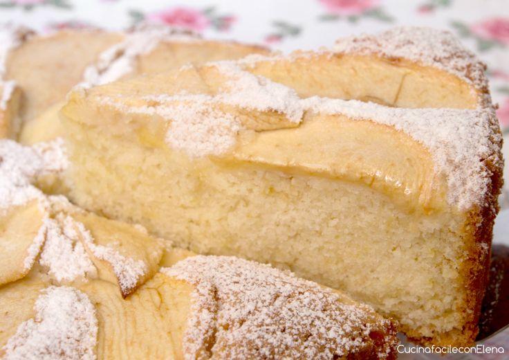 La Torta Mele e Limone è diventato uno dei miei dolci preferiti. Soffice, profumata e deliziosa questa torta conquisterà tutti, è senza burro e senza latte!