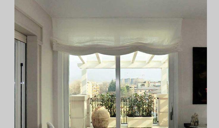 Oltre 25 fantastiche idee su tende per finestra su - Tende a pacchetto per porta finestra on line ...