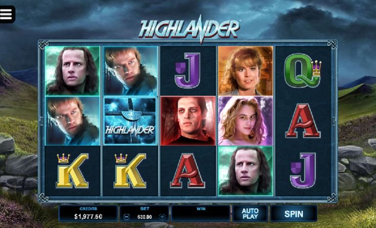 If you liked the movie having the same name as this video slot from Microgaming stay away. Highlander is not the greatest casino game #Highlander  #slotgame