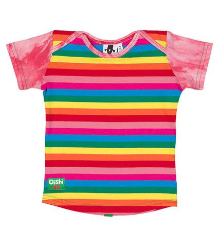 Lollies Shortsleeve T Shirt http://www.oishi-m.com/collections/whats-new/products/lollies-shortsleeve-t-shirt Funky kids designer clothing