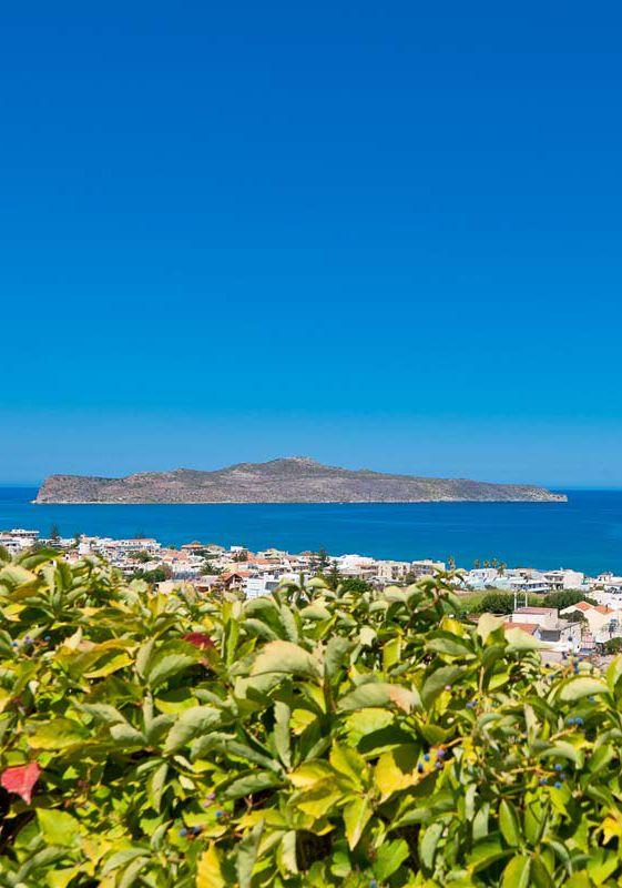 Villas Eva in Stalos, Chania, Crete