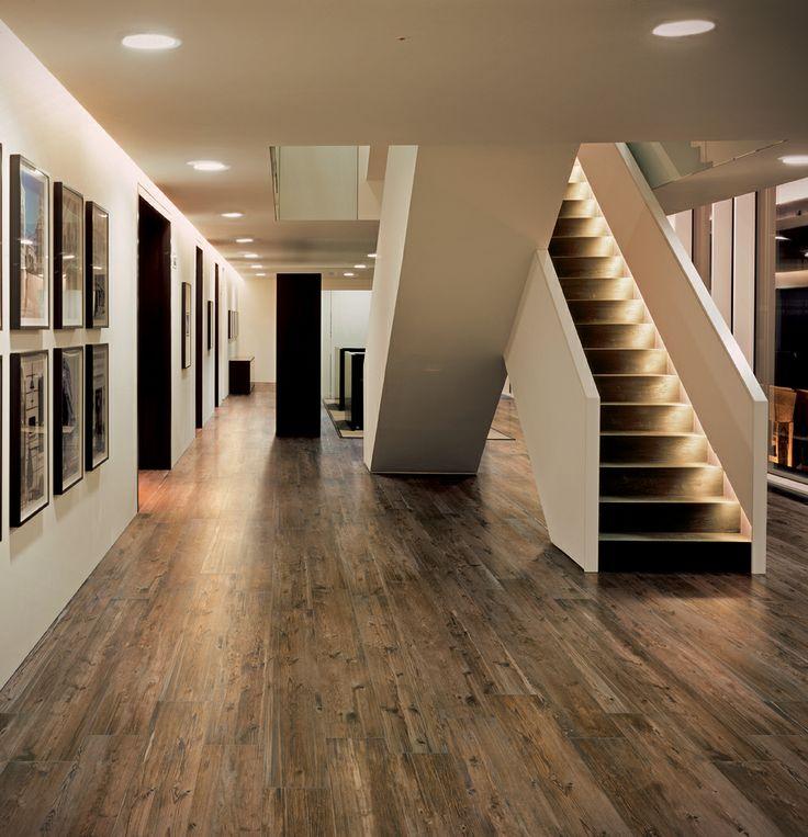 Larix Sun - Ceramiche Refin S.p.A. - Timber Porcelain Wood Effect Tiles.