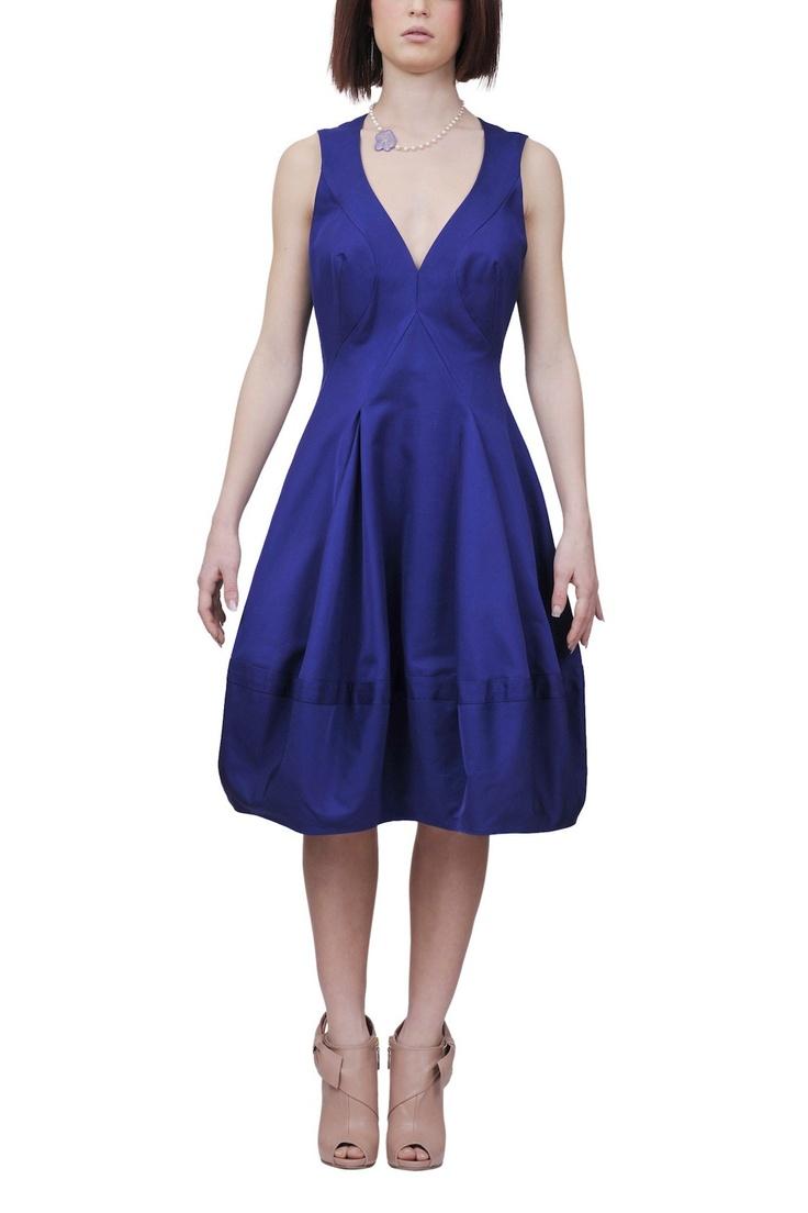 McQ-Alexander McQueen-bubble dress