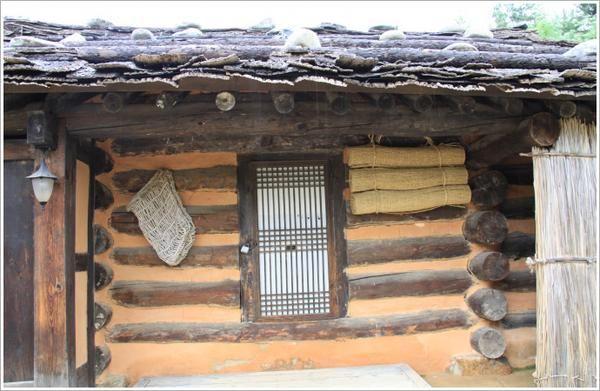 竹 : [정선관광] 정선의 전통가옥탐방, 너와집, 귀틀집, 저릅집, 돌집