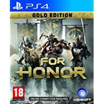For Honor Gold Edition (Exclusive to Amazon.co.uk)