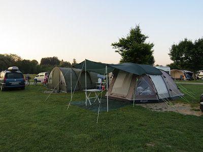 Teltcamping.......tæt på naturen: Sommer ved Bodensee