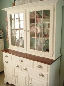 37 Best Kitchen Hutch Images On Pinterest Kitchen