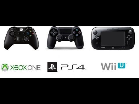Best 2016 Game Exclusives   Xbox One vs PlayStation 4 vs Wii U