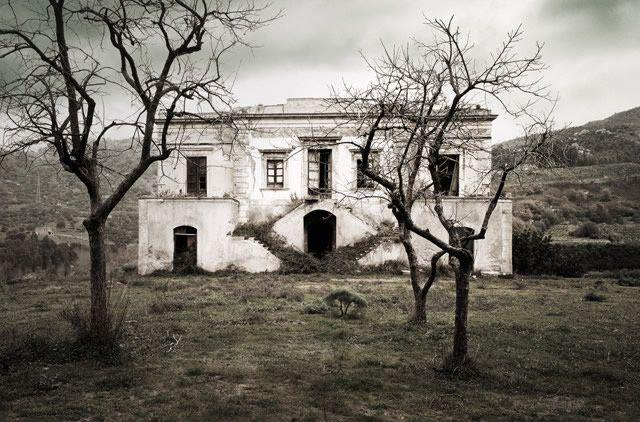© bernhard quade photography -   Sicilia Villa 2 2007 07-01-05
