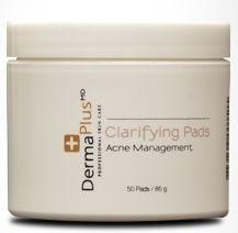 DermaPlus MD Clarifying Pads 50 Adet - Temizleyici Pedler