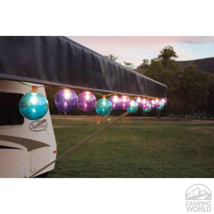 string globe lights - 10+ Best Ideas About Awning Lights On Pinterest Camper Lights