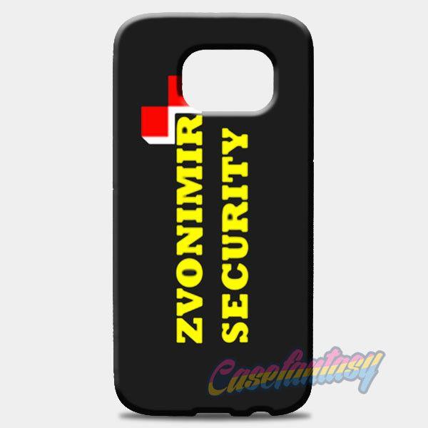 Zvonimir Security Mirko Crocop Team Pride Mma Samsung Galaxy S8 Case | casefantasy