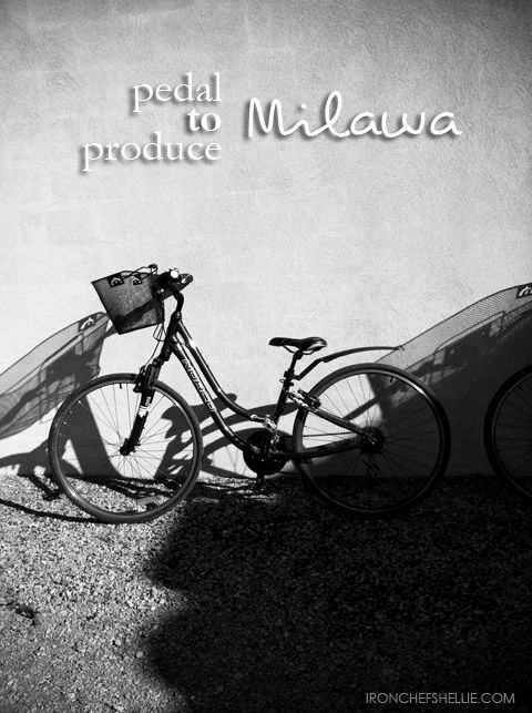 Pedal To Produce Milawa