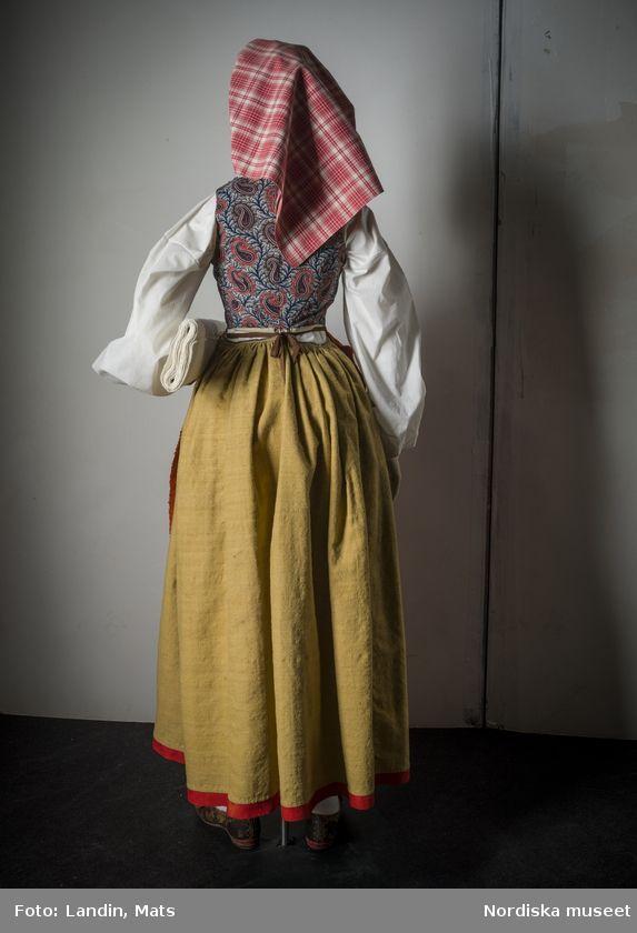 Södermanland: Österåker, ca 1840-1870.