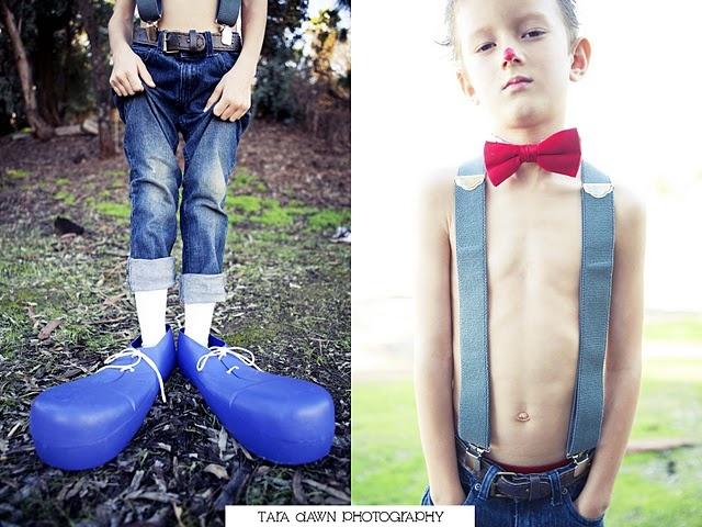 Halloween costume idea - Clown!