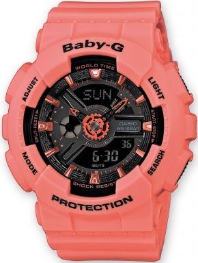 Zegarek CASIO QUARTZ BA-111-4A2ER