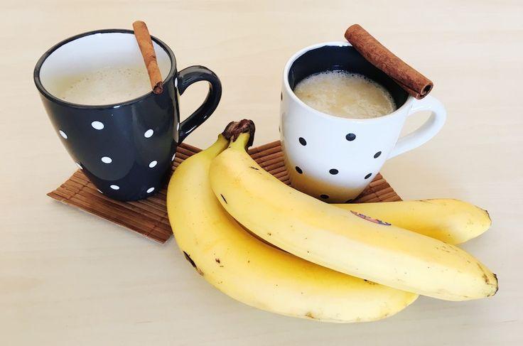 Paleo banánturmix, a rohanós reggelek megmentője.