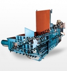 Hydraulic Metal Balers tranform the waste materials into the usable waste materials that can be used again through hydraulic function to operate the machine easily.