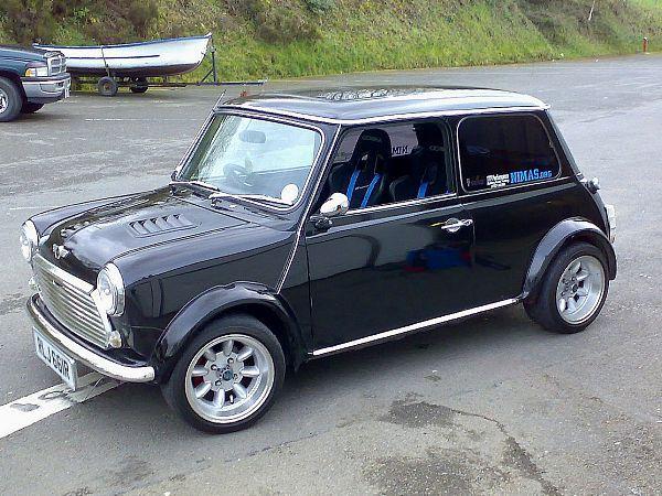 Gearheaded: Want 1976 Austin mini