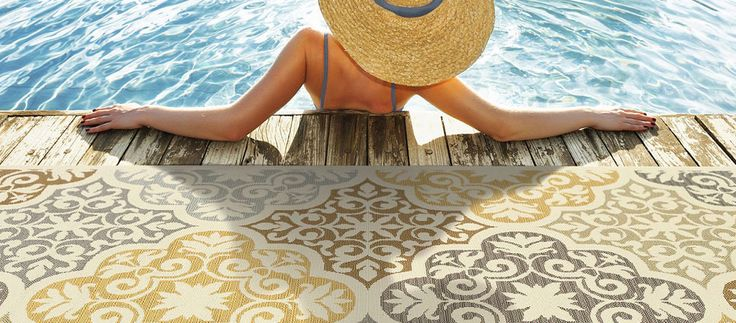 A variety of Indoor/Outdoor Rugs at HFRugs! Shop online #Outdoor #AreaRugs and get Free Shipping within the continental U.S and with lowest price Guarantee.