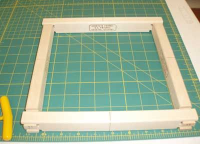 Evertite Stretcher Bar Frames for Embroidery and Canvas Work – Needle'nThread.com