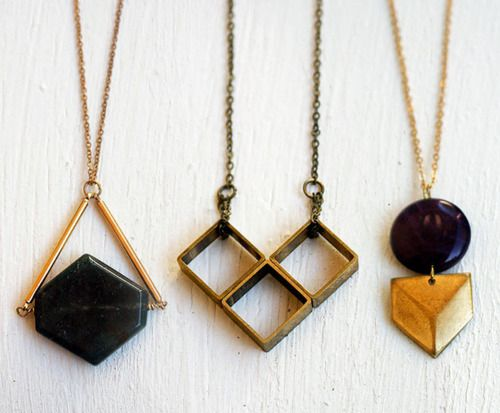 Necklaces - perfect trio